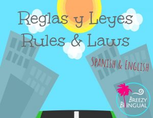 https://www.teacherspayteachers.com/Product/Reglas-y-Leyes-Rules-and-Laws-3000727