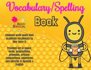 https://www.teacherspayteachers.com/Product/Academic-Vocabulary-book-Spelling-book-3409059