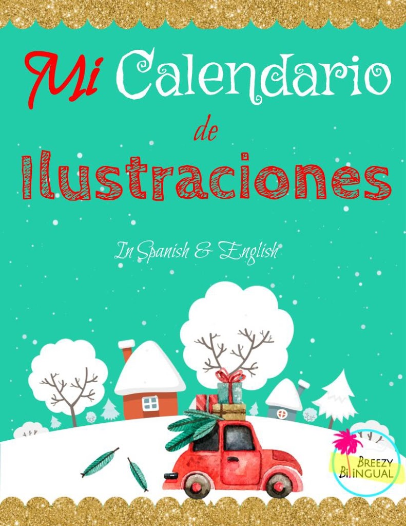 Christmas in my classroom - Breezy Bilingual