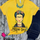 Frida T-shirt design